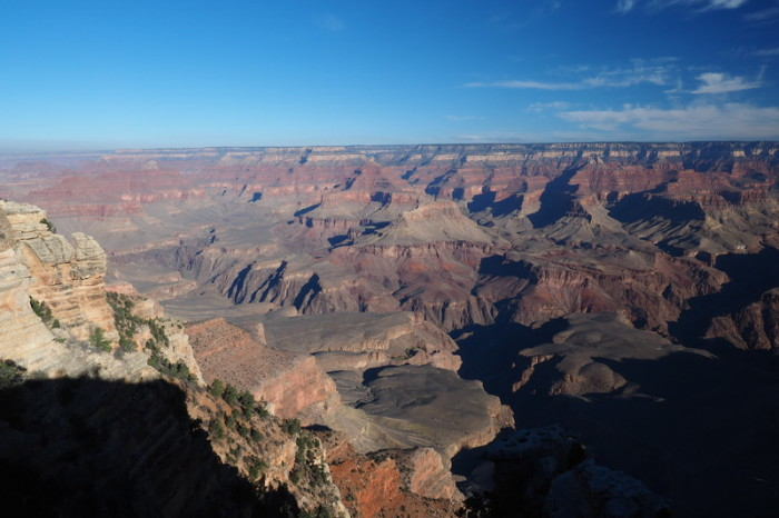 USA Road Trip - The breathtaking Grand Canyon!