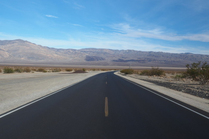 USA Road Trip - Death Valley National Park, California