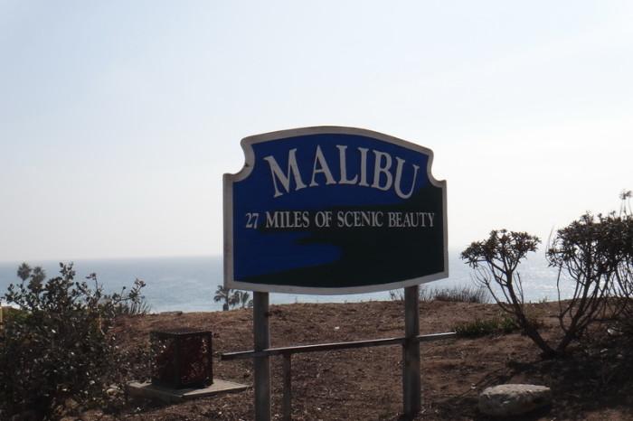 SF to LA - Malibu baby!