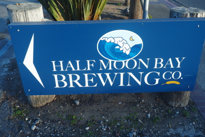 SF to LA - Half Moon Bay Brewery