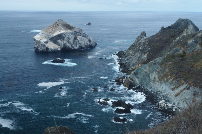 SF to LA - Califorian Coast, Big Sur