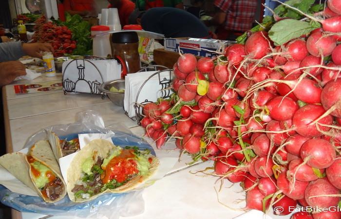 Baja California - Tacos Los Poblanos in San Quintin