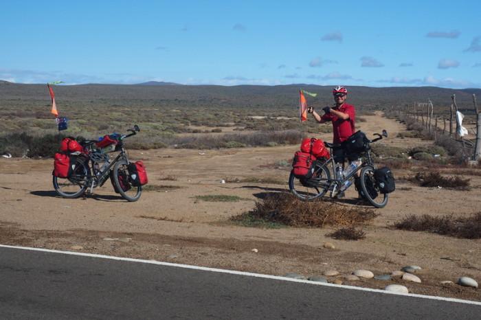 Baja California - Yeah! Tailwind!