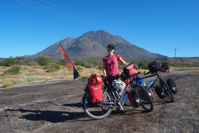 Baja California - Volcano of the Three Virgins