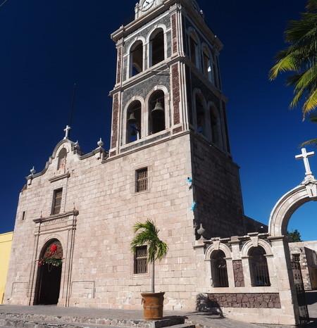 Baja California - Mision Nuestra Senora de Loreto, Loreto