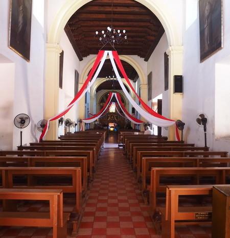 Baja California - Inside the Mision Nuestra Senora de Loreto, Loreto