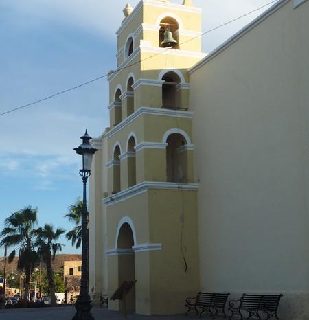 Baja California - Misión de Santa Rosa de Todos Santos, Todos Santos