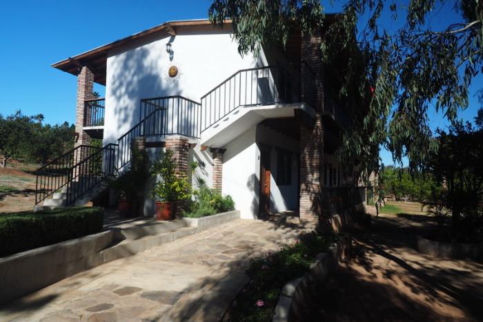 Baja California - Posada Inn, Rancho Maria Teresa, Guadalupe Valley