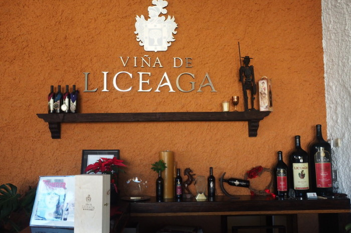 Baja California - Wine tasting at Liceaga Winery, Guadalupe Valley