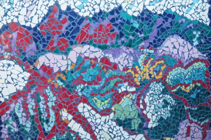 Baja California - Mosaics, Todos Santos