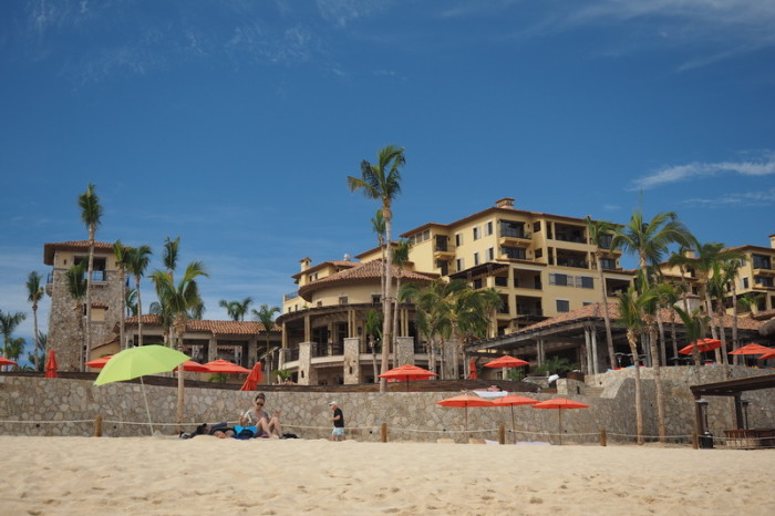 Baja California - The beach at Cabo San Lucas