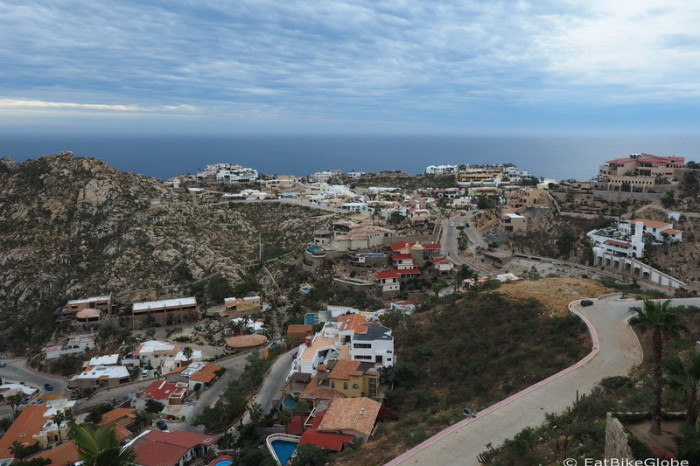 Baja California - Views over Cabo San Lucas