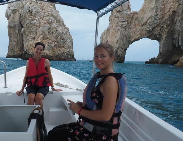 Baja California - El Arco, off Cabo San Lucas