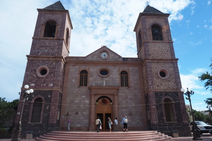 Baja California - Cathedral of Our Lady of La Paz, La Paz