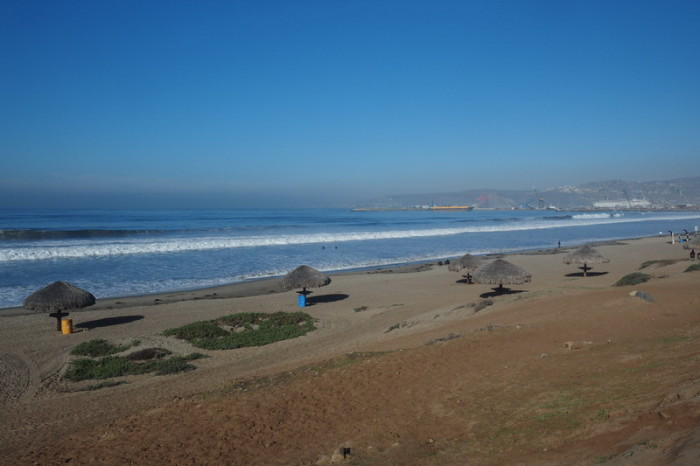 Baja California - Beaches on our way out of Ensenada