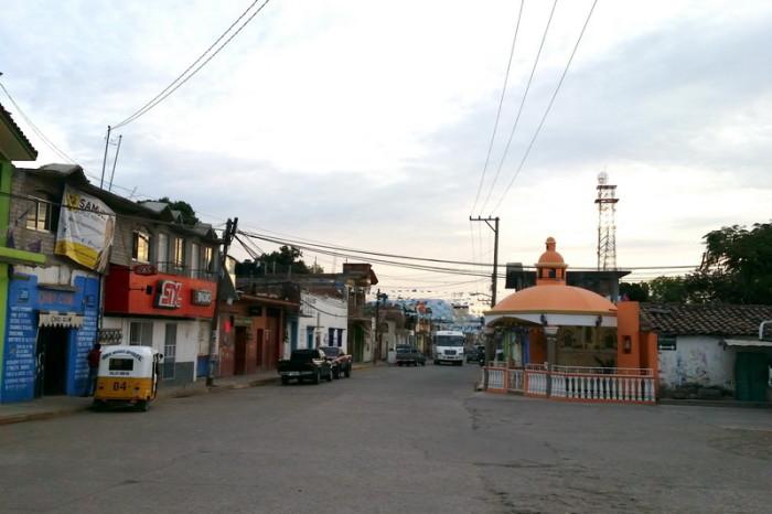Oaxaca to PA 2 - Ejutla, Mexico
