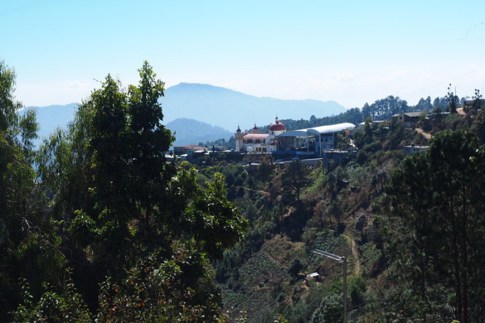 Oaxaca to PA - The mountain village of San Miguel Suchixtepec