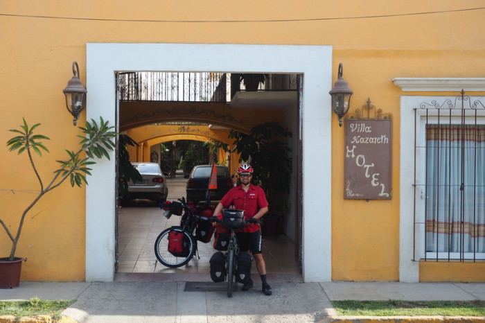 Oaxaca to PA - Hotel Villa Nazareth in Ejutla