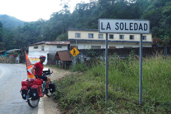 Oaxaca to PA - Yeah ... we finally made it to La Soledad