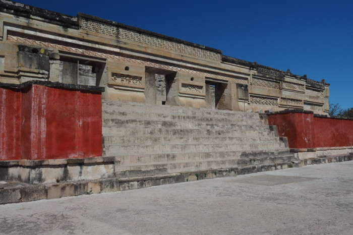 Day trip to the Valle de Tlacolula  - Ancient Mitla