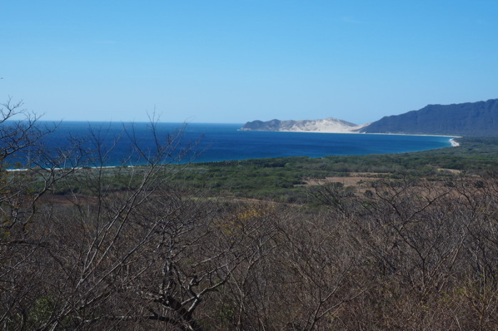 Oaxaca Coast - Views on the way to Salina Cruz