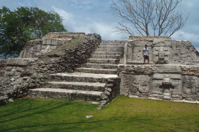Belize - Cerros Mayan Ruins, Belize