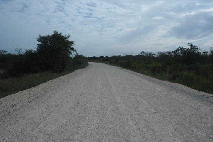 Belize - On the road to Orange Walk, Belize