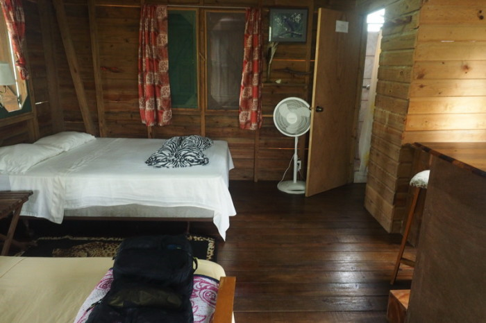 Belize - Our fabulous cabana at the Tropical Education Centre, near the Belize Zoo!