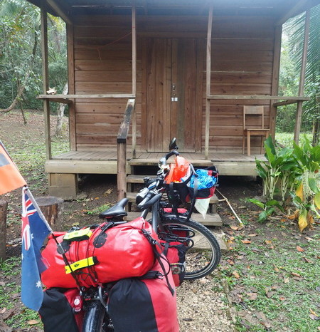 Belize - The Trek Stop, San Ignacio, Belize