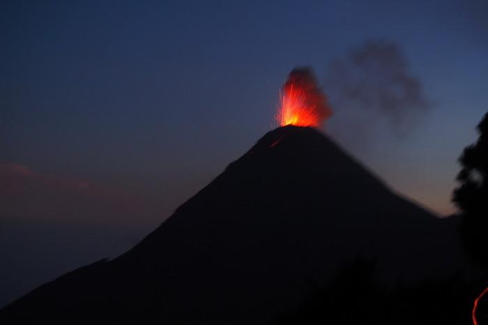 Guatemala - Lava!!!