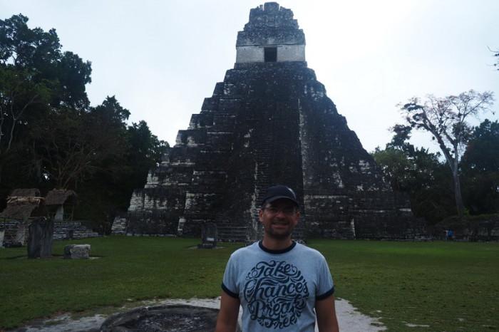 Guatemala - Tikal Temple I, Tikal, Guatemala