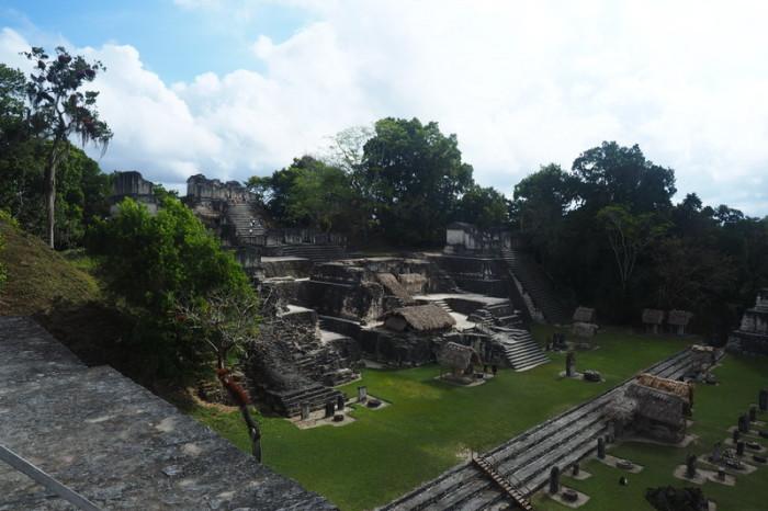 Guatemala - North Acropolis, Tikal, Guatemala