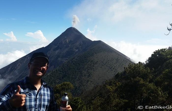 Guatemala - We made it to base camp! Yeah!!