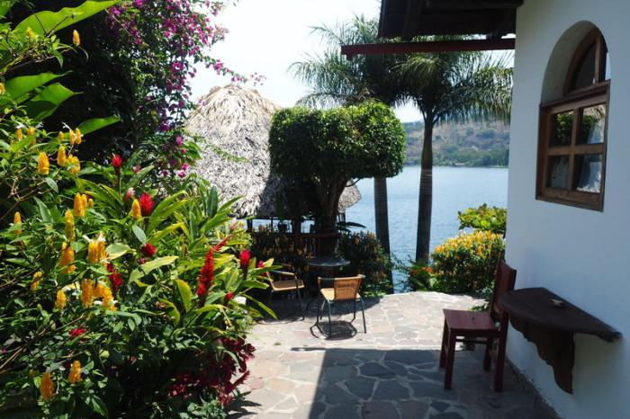 Guatemala - Hotel Jinava, San Marco, Lake Atitlan, Guatemala