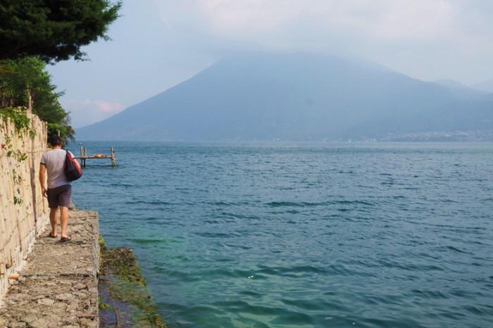 Guatemala - Exploring San Marco, Lake Atitlan, Guatemala