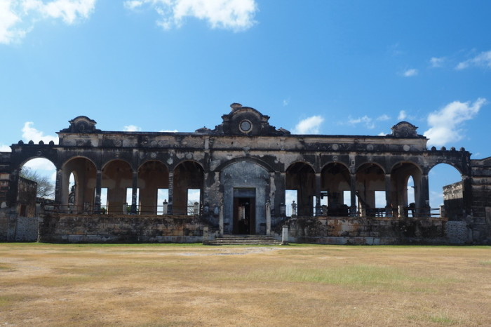 Mexican Road Trip - The Hennequen Factory, Hacienda Yaxcopoil, Yucatan, Mexico