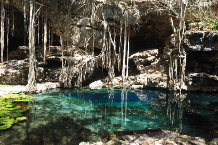 Mexican Road Trip - Absolute paradise! Cenote X-Batun, San Antonio Mulix, Yucatan, Mexico