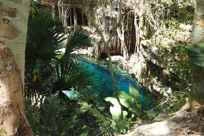 Mexican Road Trip - Paradise found! Cenote X-Batun, San Antonio Mulix, Yucatan, Mexico
