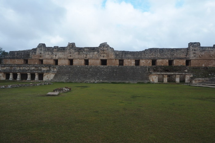 Mexican Road Trip - The Nunnery Quadrangle, Uxmal, Yucatan, Mexico
