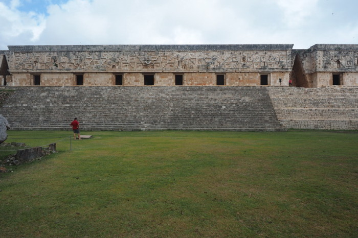 Mexican Road Trip - The Governor's Palace,  Uxmal, Yucatan, Mexico
