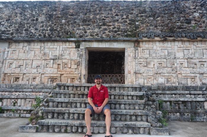 Mexican Road Trip - Uxmal, Yucatan, Mexico