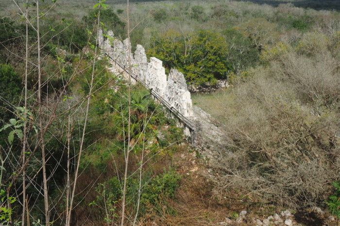 Mexican Road Trip - The House of Doves, Uxmal, Yucatan, Mexico