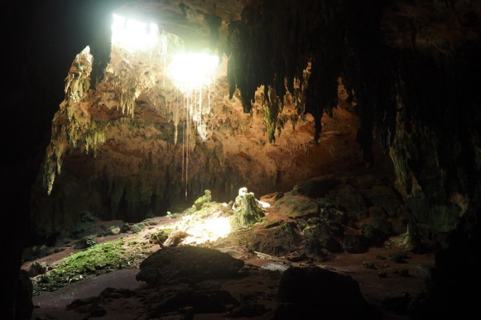 Mexican Road Trip - Loltun Cave, Yucatan, Mexico