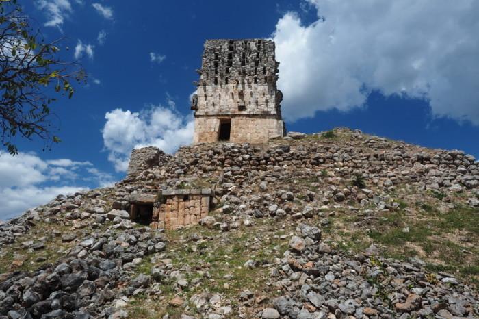 Mexican Road Trip - The beautiful ruins of Labna, Yucatan, Mexico