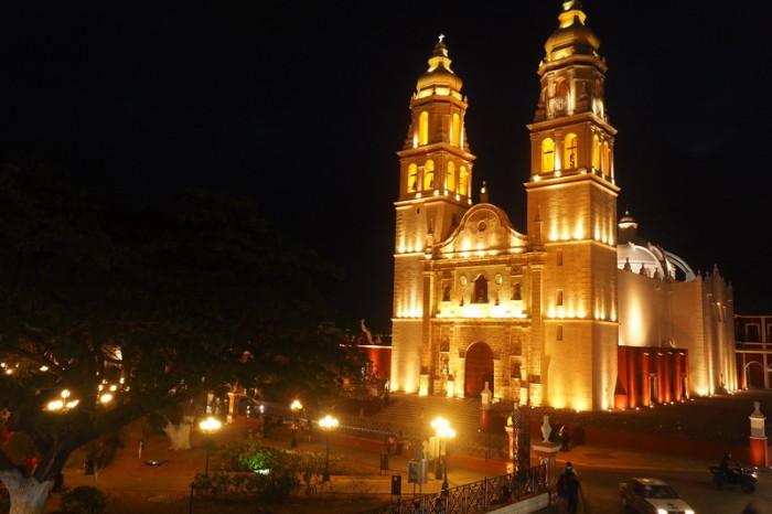 Mexican Road Trip - Catedral de Nuestra Señora de la Purísima Concepción, Campeche, Campeche, Mexico