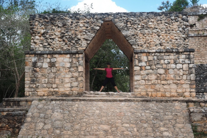 Mexican Road Trip - Arco de Entrada, Ek' Balam, Yucatan, Mexico