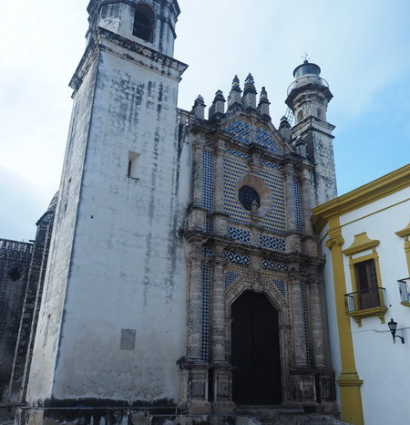 Mexican Road Trip - Former temple of St Joseph, Campeche, Campeche, Mexico