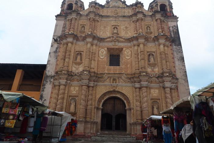 Mexican Road Trip - The Santo Domingo Dominican Convent, San Cristóbal de las Casas, Chiapas, Mexico