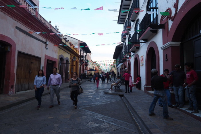 Mexican Road Trip - The beautiful streets of  San Cristóbal de las Casas, Chiapas, Mexico