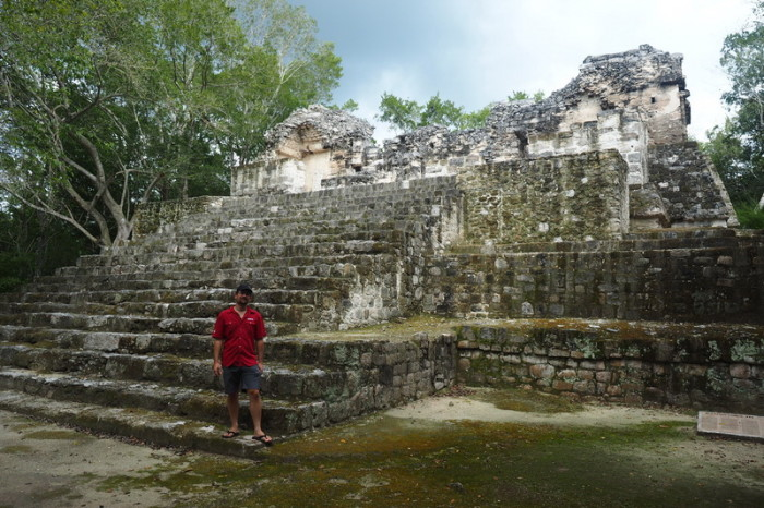 Mexican Road Trip - The ruins of Calakmul, Campeche, Mexico